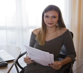 Hancz Eszter profilképe